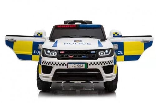 Детский электромобиль Е555КХ белый