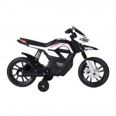Детский мотоцикл RALLY JT5158 белый