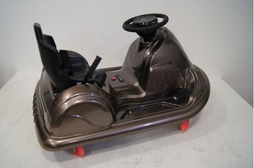 Детский электромобиль Дрифт Кар А999МР золотой