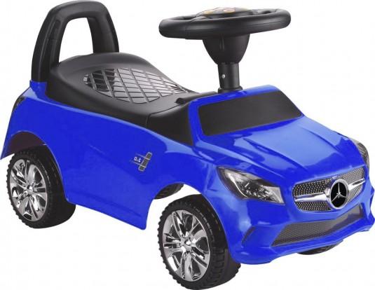 Детский толокар JY-Z01C MP3 синий