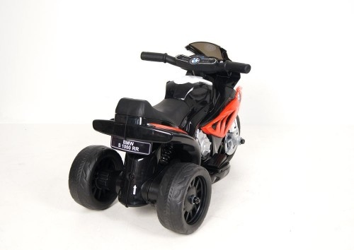 Детский электромотоцикл JT5188 красный