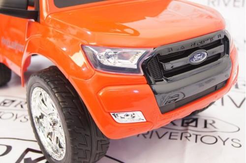 Детский толокар Ford Ranger DK-P01 красный