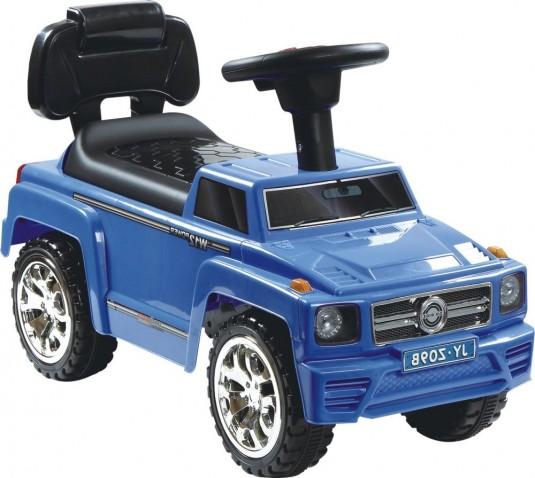 Детский толокар JY-Z09В синий