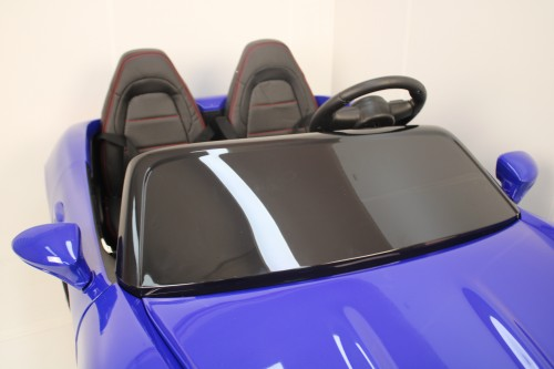 Детский электромобиль Т911ТТ синий глянец