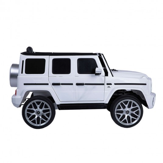 Детский электромобиль Т999ТТ белый
