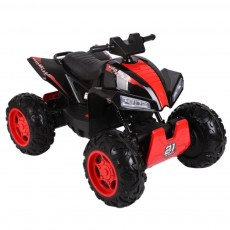 Детский электроквадроцикл T777TT красный