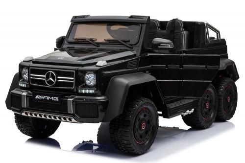Детский электромобиль Мercedes-AMG G63 (A006AA) черный