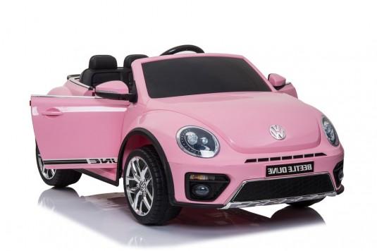Детский электромобиль Volkswagen Juke (Т001ТТ) розовый