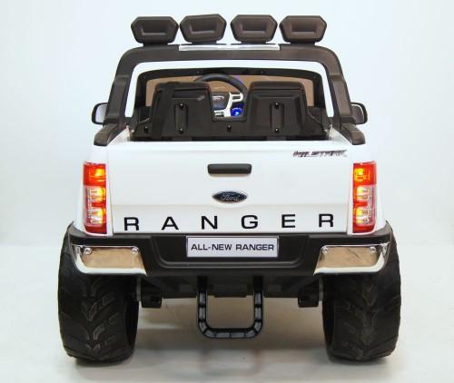 Детский электромобиль Ford Ranger NEW(DK-F650) белый