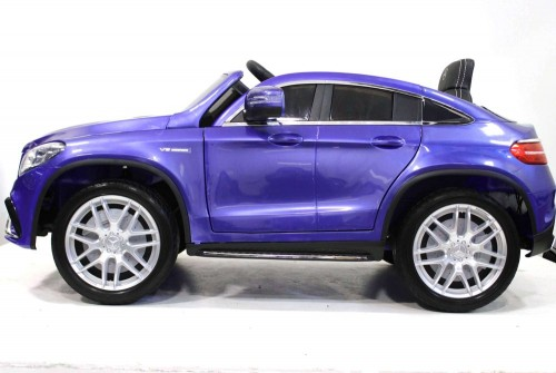 Детский электромобиль Mercedes-Benz GLE-Coupe(М555ММ) синий глянец