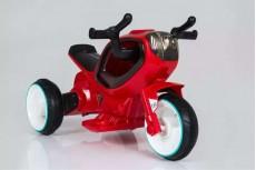 Детский электромотоцикл HC-1388 красный
