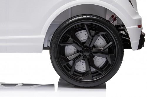 Детский электромобиль Audi RS Q8 (HL518) белый
