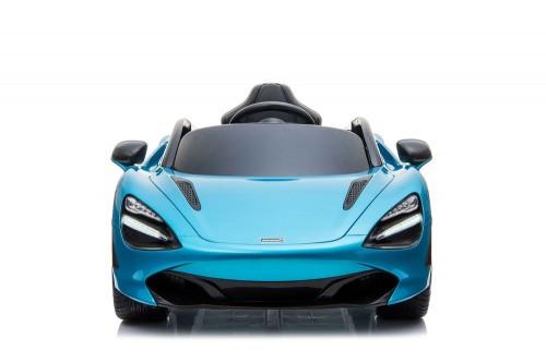 Детский электромобиль McLaren 720S синий глянец