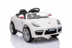 Детский электромобиль А444АА белый