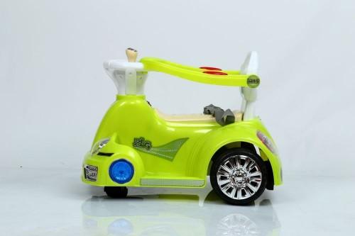 Детский электромобиль-ходунок 1688 салатовый