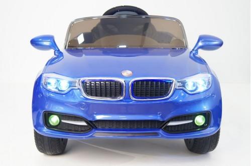 Детский электромобиль Р333ВР синий глянец
