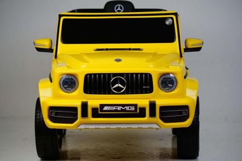 Детский электромобиль Т999ТТ желтый