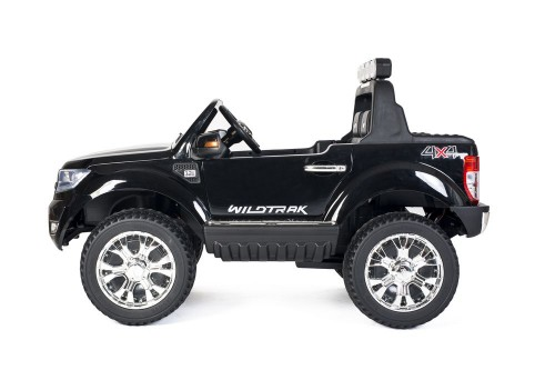 Детский электромобиль Ford Ranger NEW(DK-F650) черный глянец