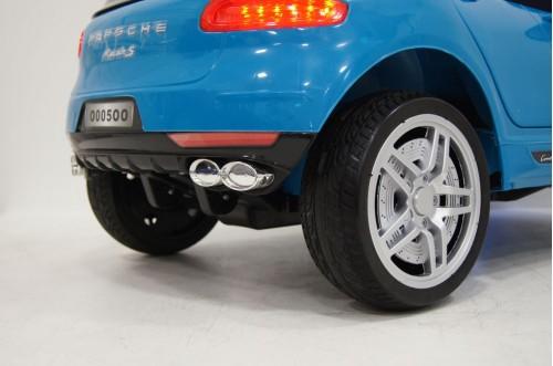 Детский электромобиль О005ОО-Vip синий