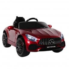 Детский электромобиль Mercedes-Benz GT (O008OO) вишневый глянец