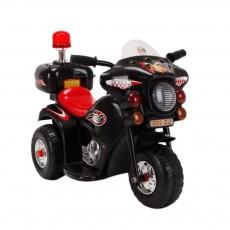 Детский электромотоцикл 998 черный