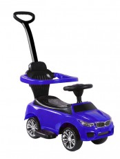 Детский толокар JY-Z06В синий