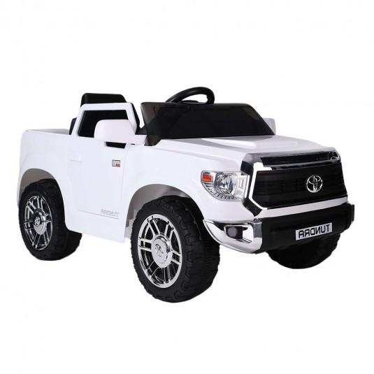 Детский электромобиль Tundra-пикап (JJ2125) белый