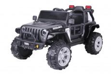 Детский электромобиль Т222ТТ черный