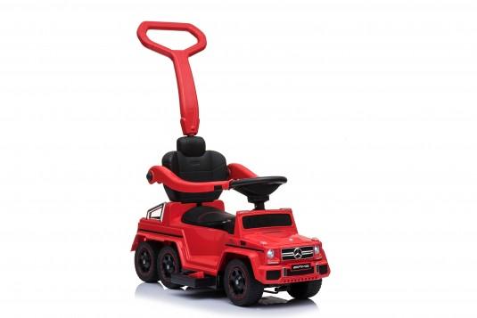 Детский толокар Mercedes А010АА-Н красный