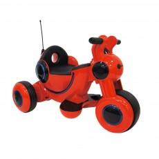 Детский электромотоцикл HL300 красный