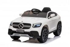 Детский электромобиль Mercedes-Benz GLC (K777KK) белый