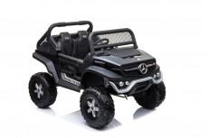Детский электромобиль Багги Mercedes (P555BP) черный глянец