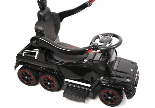 Детский толокар Mercedes-Benz G63 (A010AA-M) черный