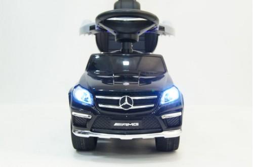 Детский толокар Mercedes-Benz GL63 (A888AA-H) черный