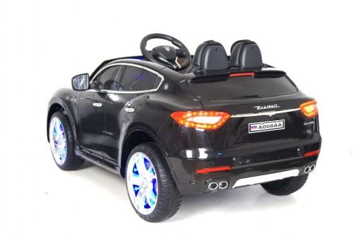 Детский электромобиль А008АА черный