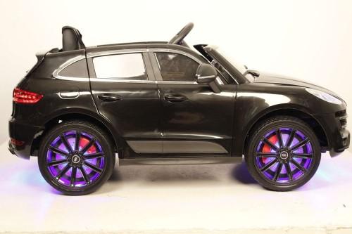 Детский электромобиль A555AA черный