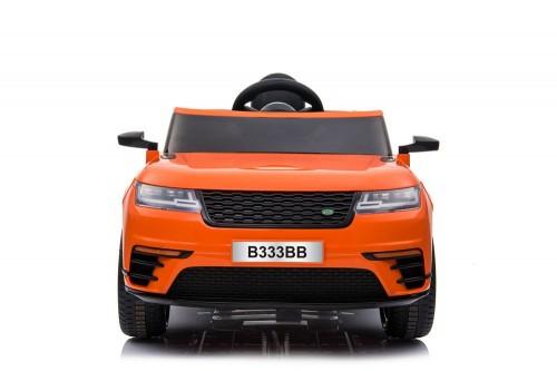 Детский электромобиль B333BB оранжевый