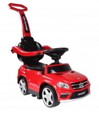 Детский толокар Mercedes A888AA-M красный