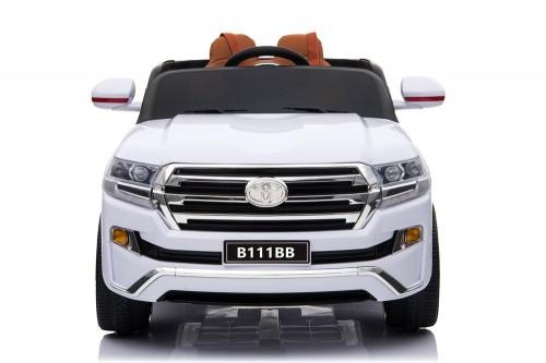 Детский электромобиль B111BB белый