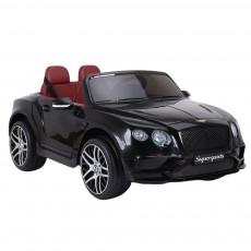 Детский электромобиль Bentley Supersport (JE1155) черный