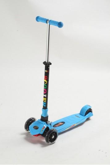 Самокат JY-H01 синий