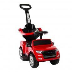 Детский толокар Ford Ranger DK-P01-Р красный с ручкой