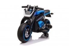 Детский электромотоцикл Х111ХХ синий