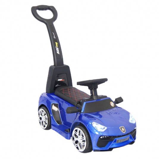 Детский толокар Е999ЕЕ-синий
