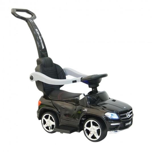 Детский толокар Mercedes A888AA-M черный