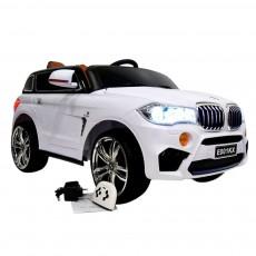 Детский электромобиль Е002КХ  белый