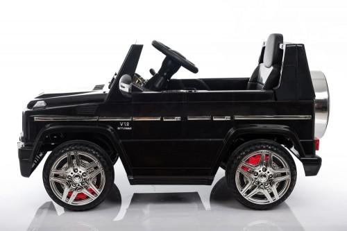 Детский электромобиль Benz G65 (LS-528) черный