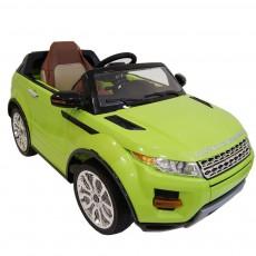 Детский электромобиль А111АА зеленый VIP