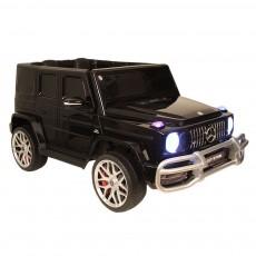 Детский электромобиль AMG G63 (S307) черный глянец