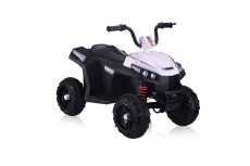 Детский электроквадроцикл T111TT белый